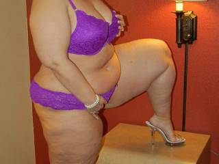 Naughty V had the desk clerk at the hotel practically begging to see her naked, How about you?
