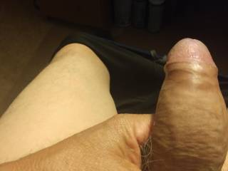 My fat Cock, getting ready to view Zoig