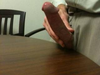 Love to see your hot cock shoot a load.