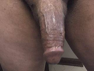 Omg so THICK  stretch my pussy wide open