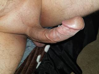 Long Curved cock
