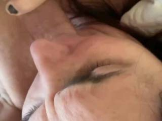 Last part of this blowjob as I decided to cum in her pussy. Enjoy!