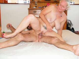 I can just Imagine how good it feels and how good it would feel with my cock in there too :)