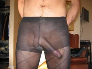 Wifes pantyhose.
