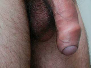 Here You Are My Dick & My Balls!