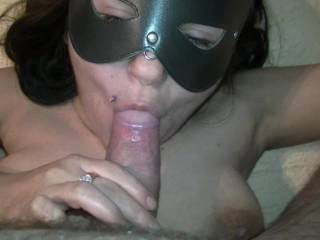 she could use  another load to get used to swallow full loads of cum ! more practice