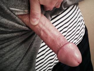 Your dick is so big and desirable... and my pussy so wet... you make me so horny... i need you to penetrate me deep and hard...