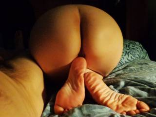 Lovely Soles and ass!