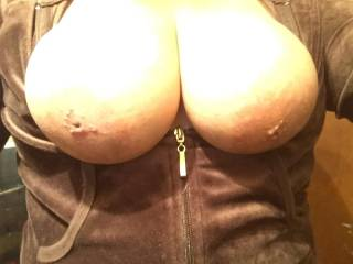 My old Tits .. sucks a great dick