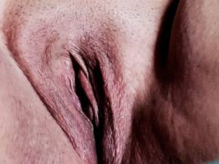 Wishing there was a dick DEEP inside this tight pussy.