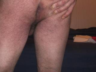 i'd like to lick your tight hole before rubbing my hard cock on it then sliding it in