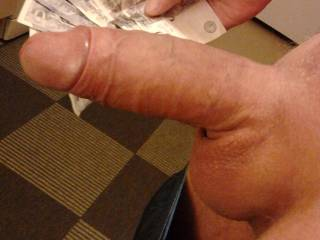 If you are talking about the cock...I'd take it....over and over again and again...I would take it and st on it...take it for a nice ride than after you cum in my I'd get off and suck it hard again. K