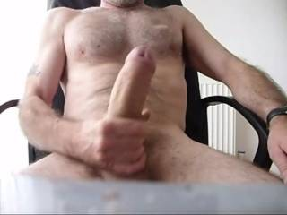 a pic of my cock