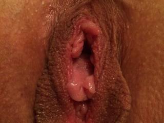 Mmmmmmmmm I'd be more than happy to slide my thick, hard, throbbing cock deep inside your hot tight lil pussy stretching you wide open and filling you balls deep....;)