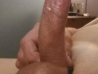 A good morning erection
