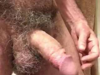 I'd love  to share my hairy cock