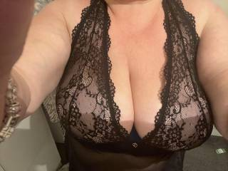 Just fancied some new Lacy lingerie do you like it
