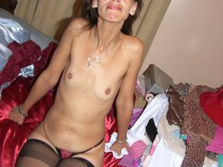 What a sexy woman...Id luv to see her in action fucking you! Wayne in Mn ...do you cam at all?