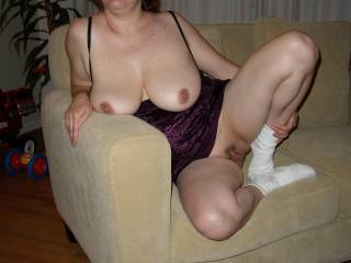 love this pic .fucking love little white sox .fantastic body honey