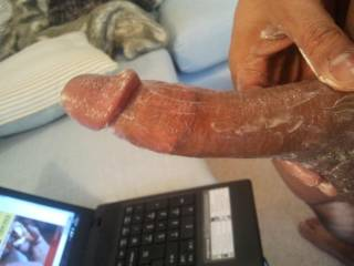 I have been told my cock is perfect size to fit in each hole while the other hole is being fucked by a toy or my fingers......what you think? Which hole shall I fuck/finger?