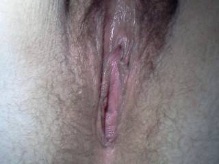 Wifes tight hot wet pussy