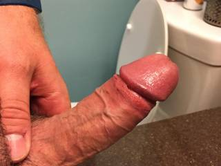 This is my cock ready to get fucked