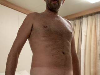 As an exhibitionist, I often send nudes to anyone who asks. Here is one of them. Feel free to distribute, and let me know where.
