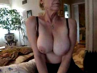 Wow, lovely boobies, you are super hot woman:) love those hard nips.  Makes me hard and would love to run the head of my cock on those titties:)