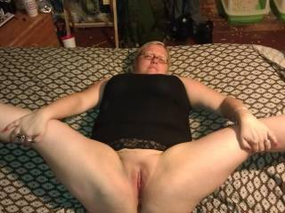 Wow! I would love to eat her wet cunt and finger her till she cumms and squirt it all into my face ... hmmm ... so tasty!!!