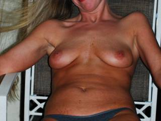 hotel balcony, CUM ON IT AND SEND TO ME.