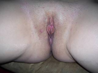 Would love to make your hubby watch me cum deep inside that sweet little pussy....does he share?