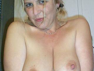 Very nice!!!! Extremely sexy lady....very beautiful tits, lovely nipples....