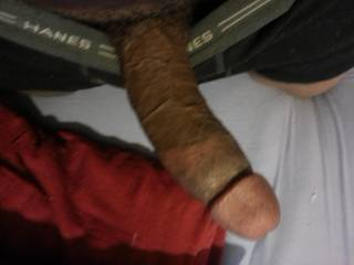 Your Hard BLACK Cock in my Mouth and I can assure you that I will Gladly SUCK on it and make you SQUIRT your Warm BABY Making SEED down my THROAT... YUMMY...     Love and Kisses, Maryann