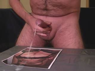 ...i want it ALL!!! ...all over my body, in my mouth, in my pussy and ass!!!
