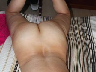 mmm...would love to see how your tight sexy ass feels around my cock
