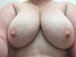 I bet it is! especially if she gives titty suck&fuck's...I wish she was sending me pics ;) Does she show off for or play with her boss perhaps?  XoxO   Deep.Throat.Her.