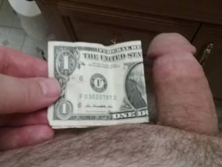 "erect ""worthless"" than a dollar"