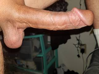Feel it in your hands,  all hot and hard and smooth,  pulsing and throbbing