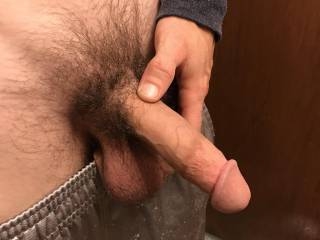do you like it with hair or shaved?