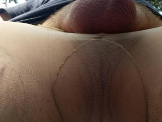 so i was having some fun in the forest, do you like what you see?