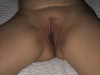 Getting ready to lick that pussy good