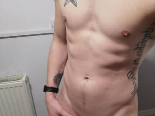 Male ink abs sexy What do you think?