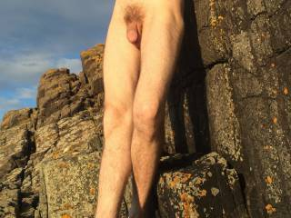 wow looking good very nice view and love the nude outdoors also very hot