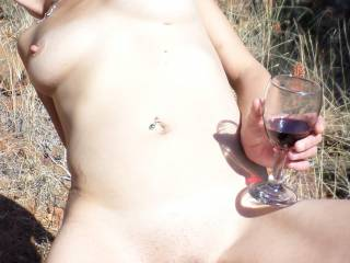 MMMMM.....You!  All of you!   All I want is to lick, kiss, suck on your entire body and a little wine once I finished sucking your pussy dry.