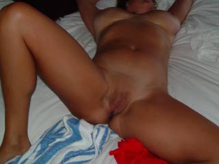 I want to see my pics covered with hot cum and your big hard cock over me.