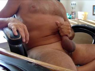 Huge thick load, who wants it?