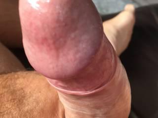 Hung cock head needs sucking n fucking