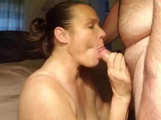 I rarely go more than about 3 days without cumming, but i was out of town for 7 days and told my wife i would not jerk off the whole time. This is the result. Would love to hear some feedback, especially some of the ladies on here.