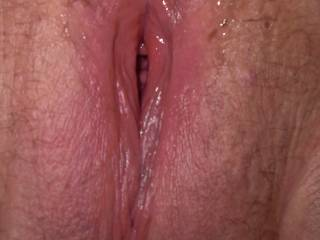 One of my old fuck buddies, she loved creampies.
