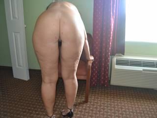 Dam you have a fine sexy ass and body mmmmmmmm